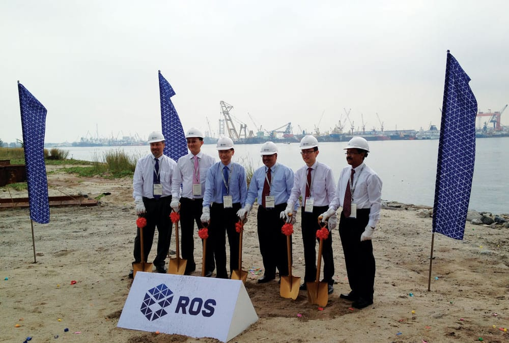 ROS Expands its Capabilities with a New Waterfront Facility