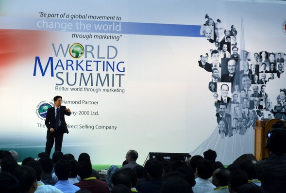 Changing the World through Marketing – World Marketing Summit 2012