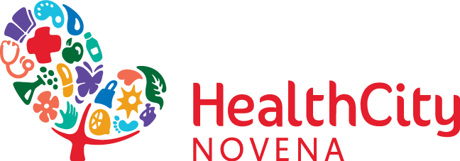 Health City Novena logo