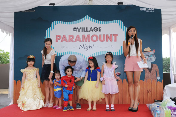 Paramount Night Event