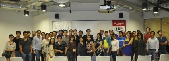 Group picture of the UAP gathering