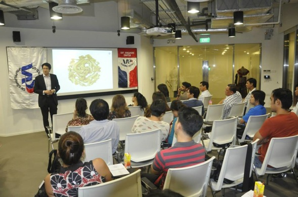 A Dragon for Our Time – United Architects of Philippines