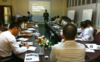 STW Workshop in Yangon