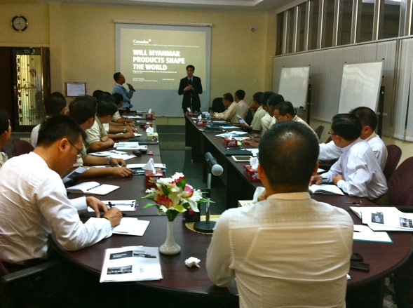 Helping Myanmar Companies Discover New Ways of Growth