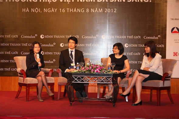 Shape the World Conference 2012 in Hanoi to focus on creating global Vietnamese brands