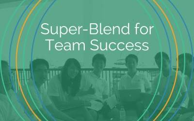 3 Secrets to 'Super-blend' for Team Success