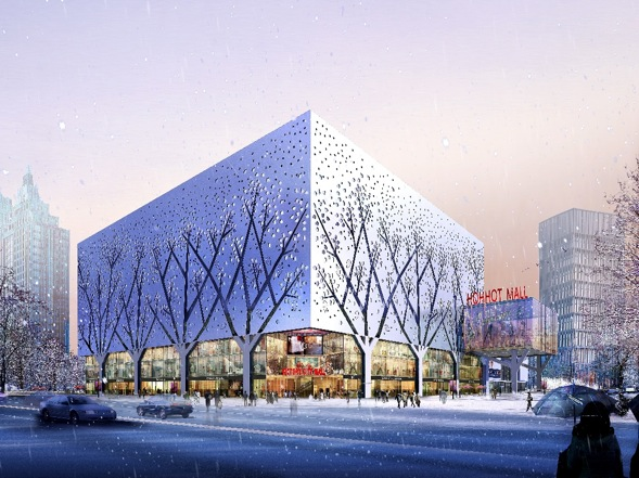 Hohhot Victory Mall, Inner Mongolia, China (CPG)