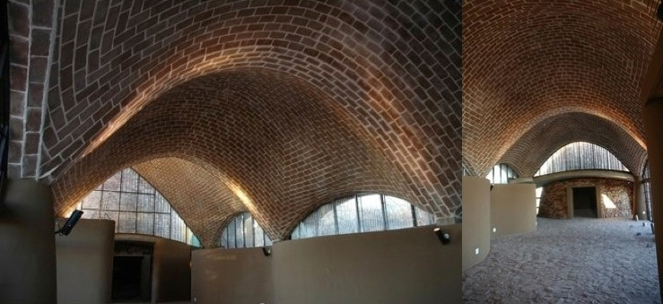 Mapungubwe Interpretation Center, South Africa. Designed by: Peter Rich Architects. PHOTOS: Peter Rich.