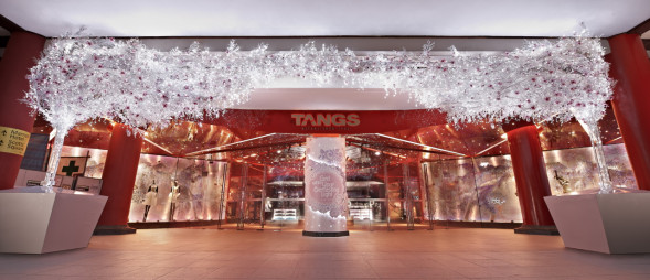 TANGS department stores puts the customer at the forefront of everything. PHOTO: C.K. Tang Limited