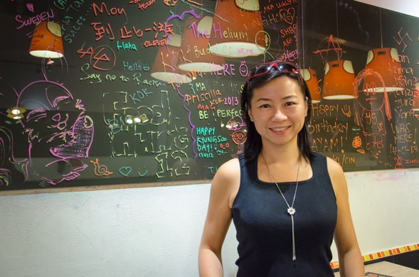 The Udders Ice Cream Experience: An Interview with Wong Peck Lin