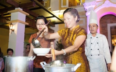 Interview with Ms. Pham Bich Hanh, Founder of the brand Ngon Restaurant
