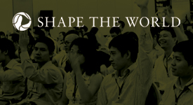 Regional leaders to meet at 4th Shape the World Conference on building Asian brands
