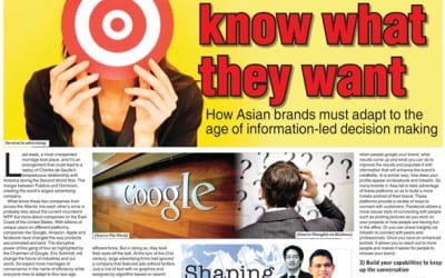 Consumers now know what they want