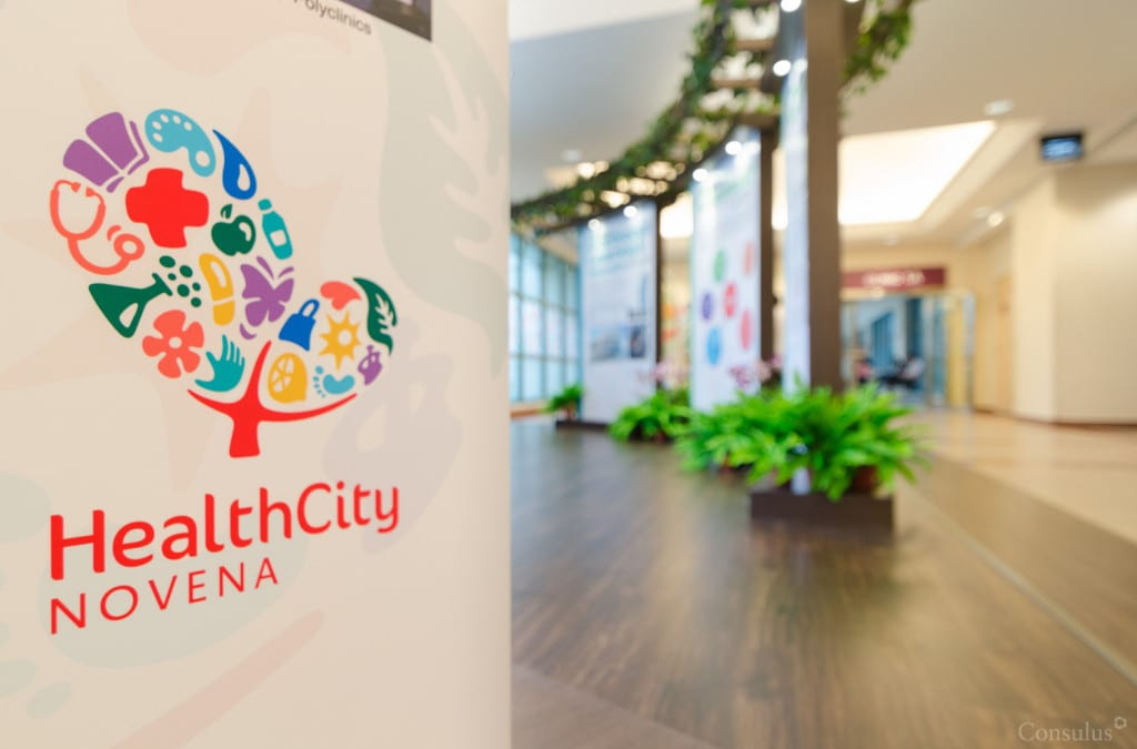 Consulus helps Health City Novena engage creatively