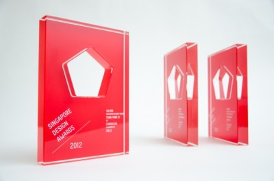 Consulus wins 3 awards at the Singapore Design Awards 2012