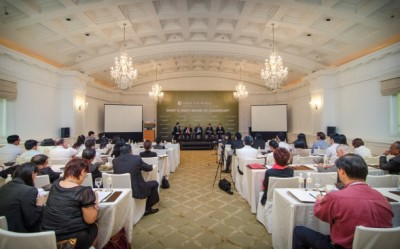 Leaders convene to determine Asian brand of leadership at the 5th Shape the World Conference