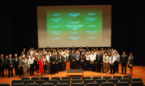 Shape the World Conference guides Asian brands to shape market opportunities