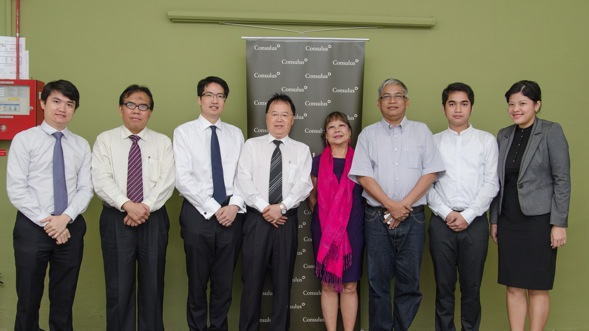 Hummingbird International to represent Consulus Singapore as business design consultants