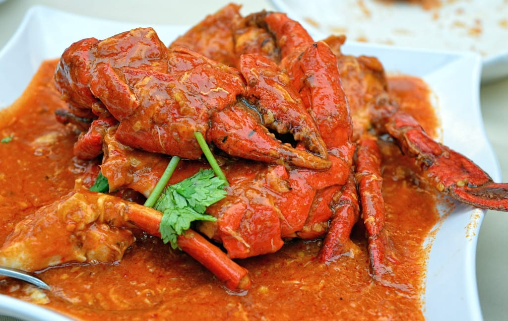 Singaporean Chili Crab Recipe — Dishmaps