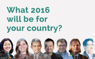 What 2016 will be for your country?