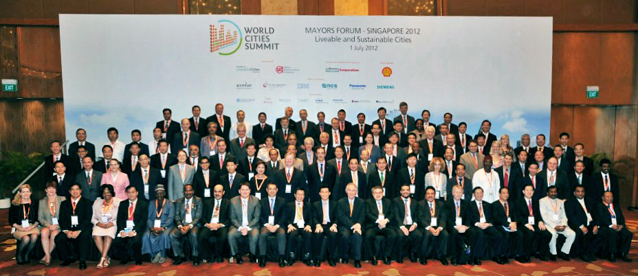 World Cities Summit: Unity for Liveable and Sustainable Cities