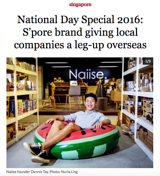 National Day Special 2016: S'pore brand giving local companies a leg-up overseas – Consulus shares on TODAY