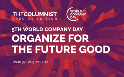 The Columnist | Issue 37 | Special Edition: 5th World Company Day