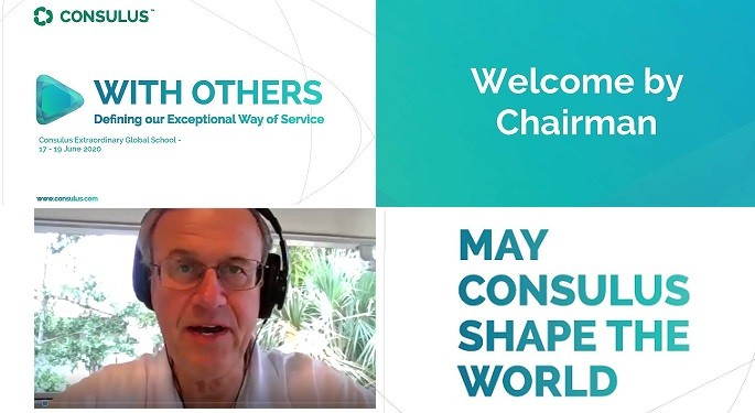 Shape the World through Consulting