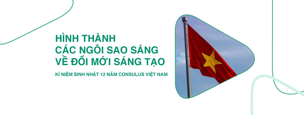 Consulus Vietnam continues shaping shining stars of innovation